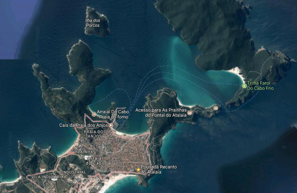 Arraial do Cabo. O Caribe Brasileiro